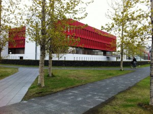 National- och universitetsbiblioteket i Reykjavik