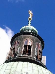 Tornet. Solna kyrka.