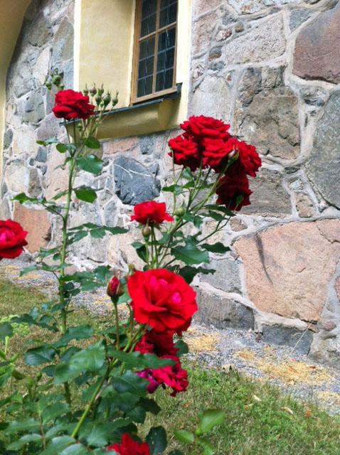 Almqvists grav. Solna kyrka.